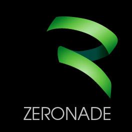 Das neue ZERONADE-Logo