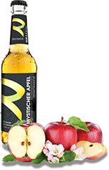 Flasche Zeronade Mystischer Apfel