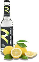Flasche Zeronade Spritzige Limone